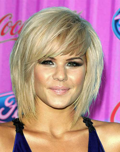 Very Short Layered Bob Haircuts for Straight Thick Hair