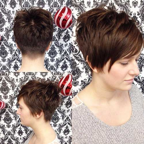 Very Short Pixie Hair Ideas for Women