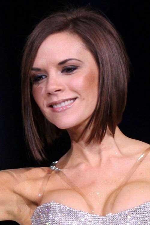 Best Victoria Beckham Bob Hairstyles Short Hairstyles