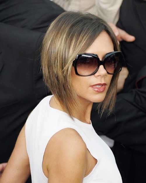 Victoria beckham's trendsetting new hairstyle