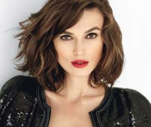 Wavy Bob Images of Short Hair Cuts