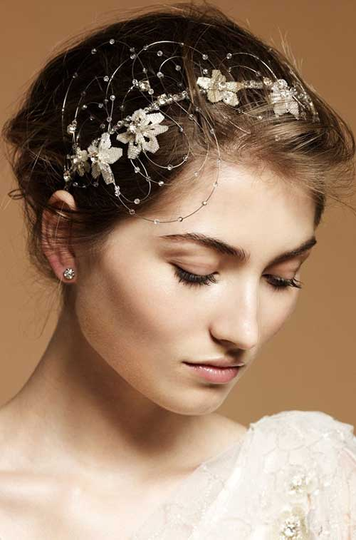 Wedding Elegant Short Hairstyle