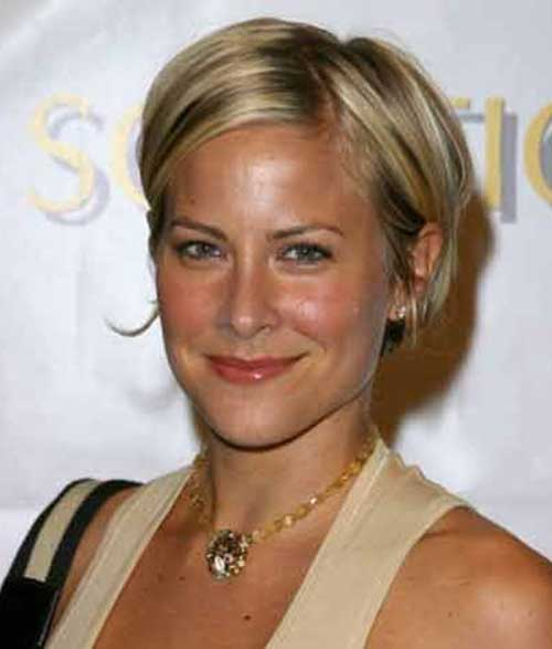 Nice Wedge Hairstyles for Short Hair