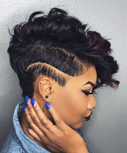 20 Short Hair Hairstyles