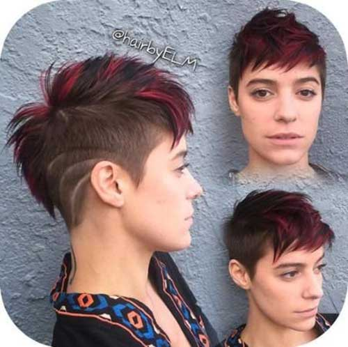 Funky Short Haircuts-10