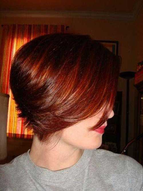Amazing 20 Best Graduated Bob Hairstyles Short Hairstyles 2016 2017 Hairstyle Inspiration Daily Dogsangcom