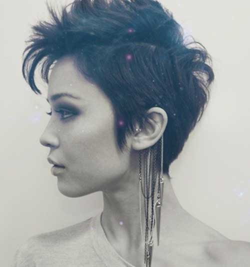 Pixie Cuts for Thick Hair-11