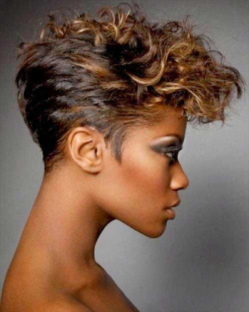 Black Women Short Hairstyles-11