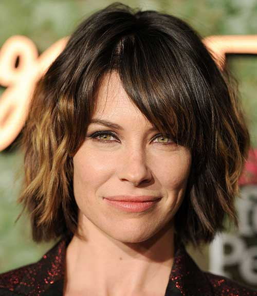 Celebrity Short Hairstyles-11