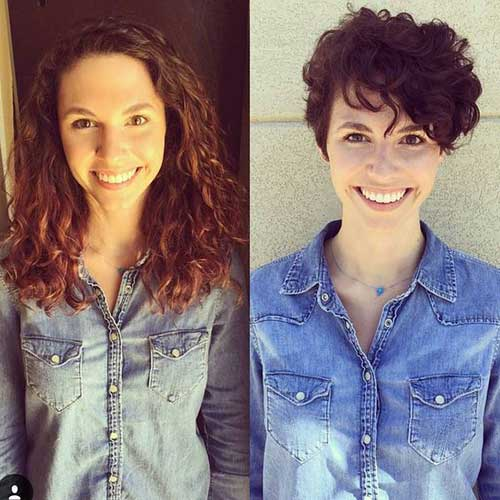 Curly Short Hairstyles-11