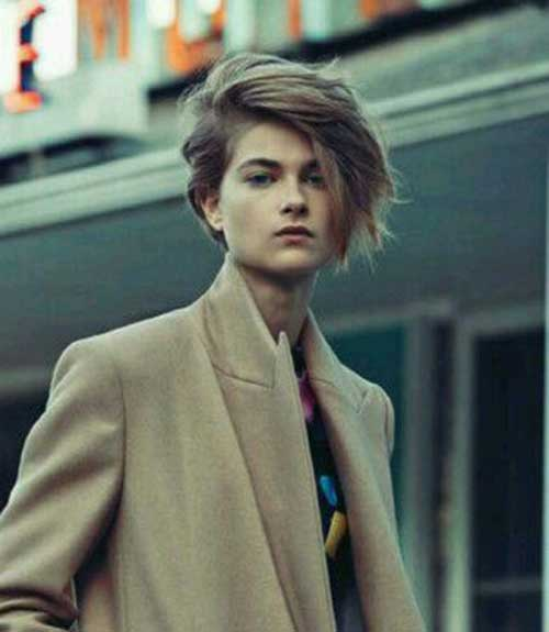 Short Hairstyles for Fine Straight Hair-11