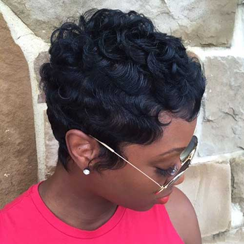 Black Women Short Hairstyles-12