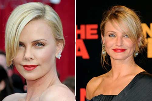 Short Haircuts for Round Faces-12