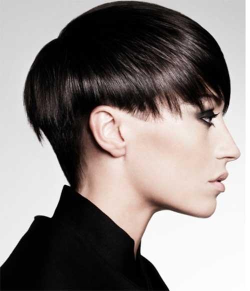 Modern Short Haircuts-13