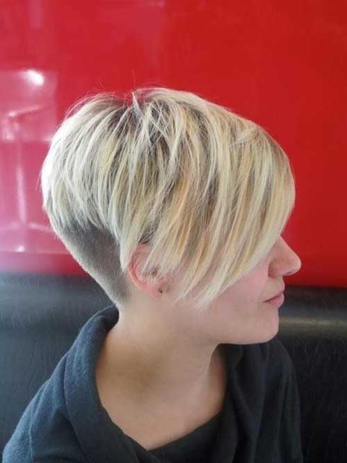 Short Haircuts for Thin Straight Hair-13