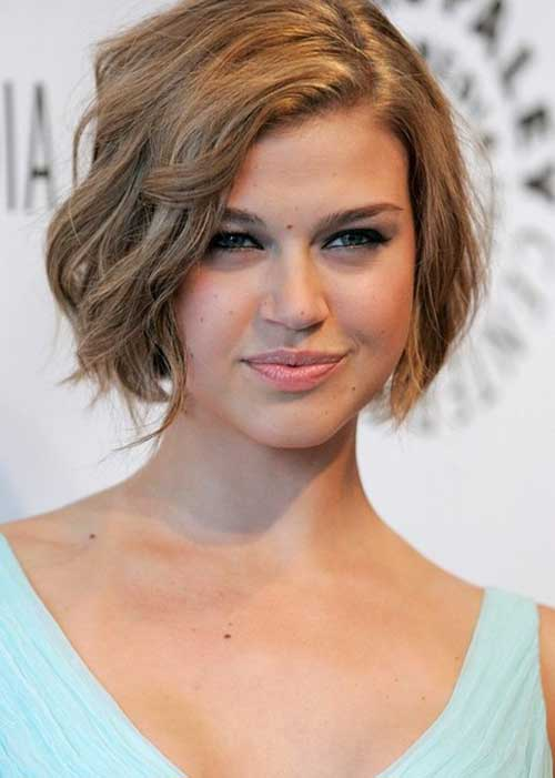 Pleasing 25 Best Wavy Bob Hairstyles Short Hairstyles 2016 2017 Most Short Hairstyles For Black Women Fulllsitofus