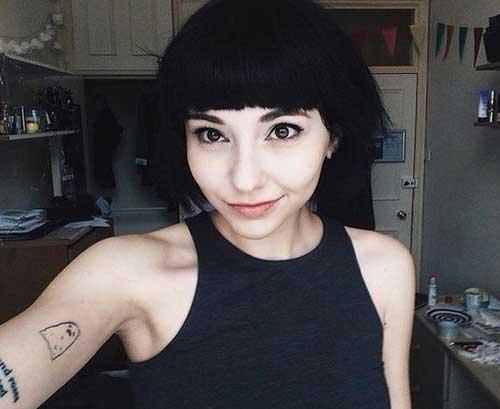 Cute Short Hair-14