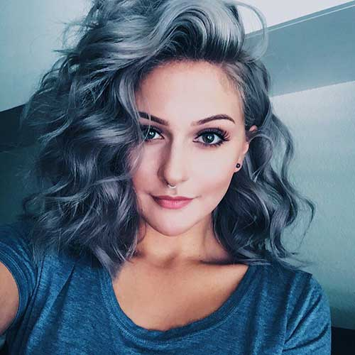 Hair Colors for Short Hair-14
