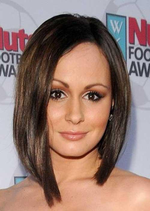 Short Haircuts for Thin Straight Hair-14