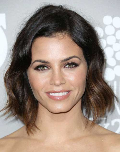Excellent 25 Best Wavy Bob Hairstyles Short Hairstyles 2016 2017 Most Hairstyles For Women Draintrainus