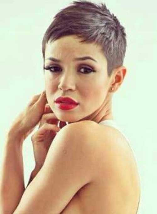 Pictures Of Ultra Short Pixie Haircuts Haircuts Models Ideas