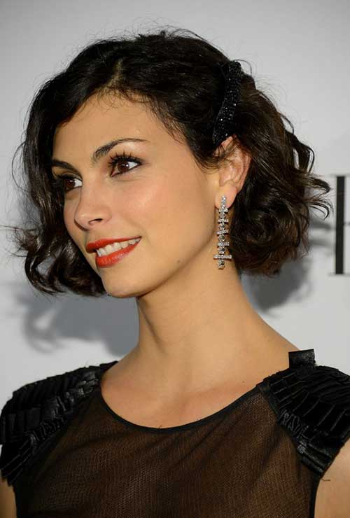Short Dark Hair-16