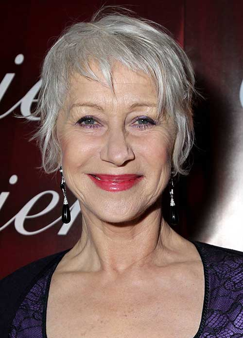 30 Nice Short Haircuts For Women Over 50 Short