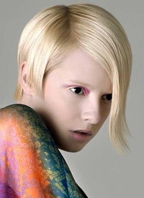 Modern Short Haircuts-17