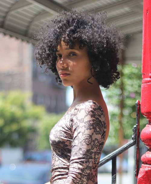 Black Women Short Hairstyles-17