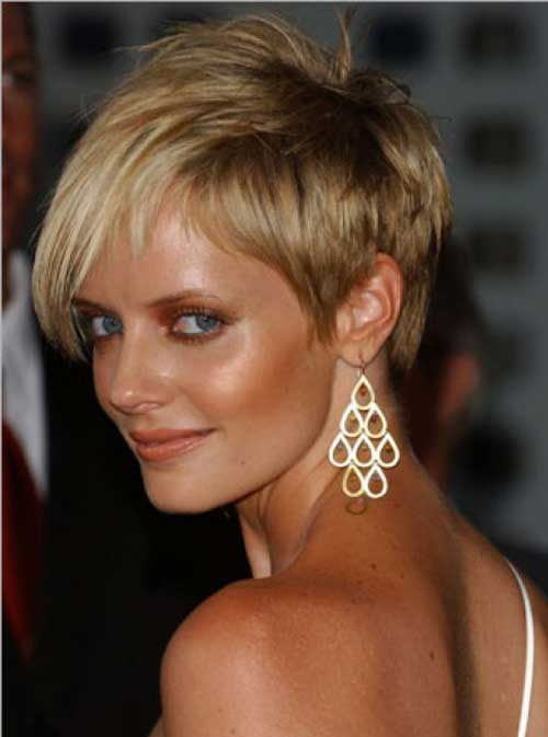 Funky Short Haircuts-17