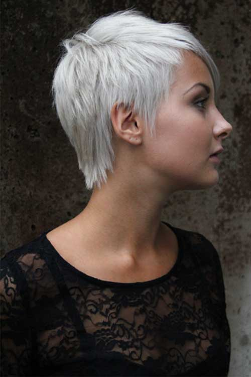 25 Short Pixie Cuts