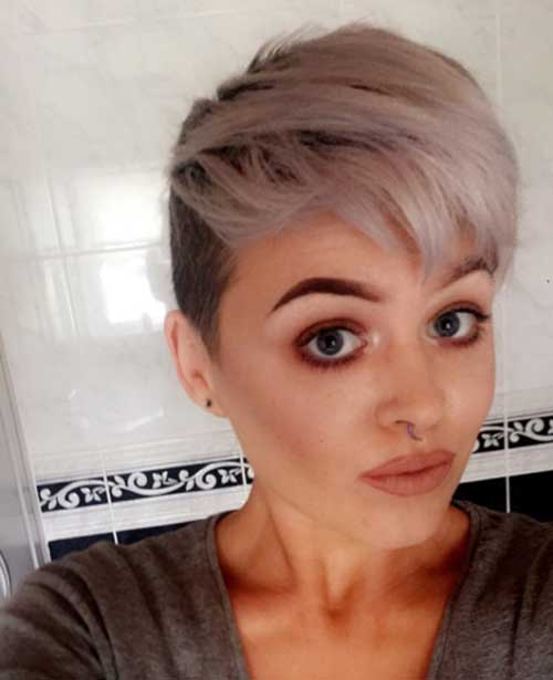 Short Hairstyles for Fine Straight Hair-18