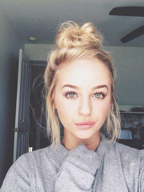 Cute Short Hair-19