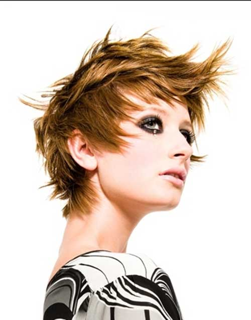 Funky Short Haircuts-19