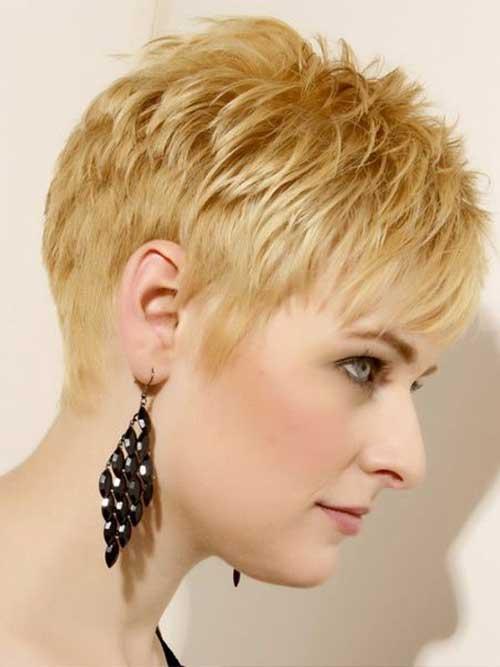 25 Popular Layered Short Haircuts