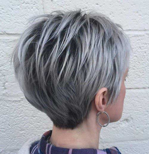 Cute Short Haircuts for Girls-21