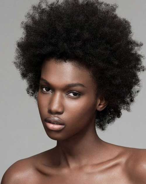 Black Women Short Hairstyles-22