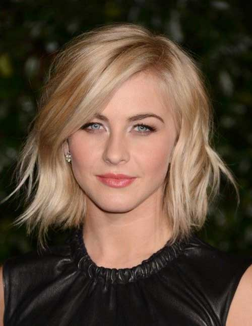 Crinkly Hair Styles: 25 Best Wavy Bob Hairstyles