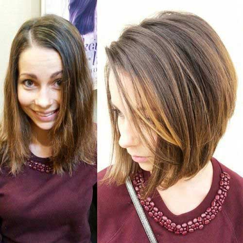 Cute Short Haircuts for Girls-25