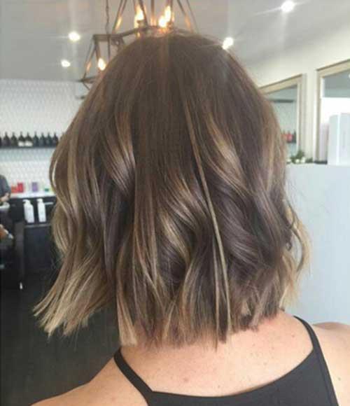 Wavy Short Hair-27