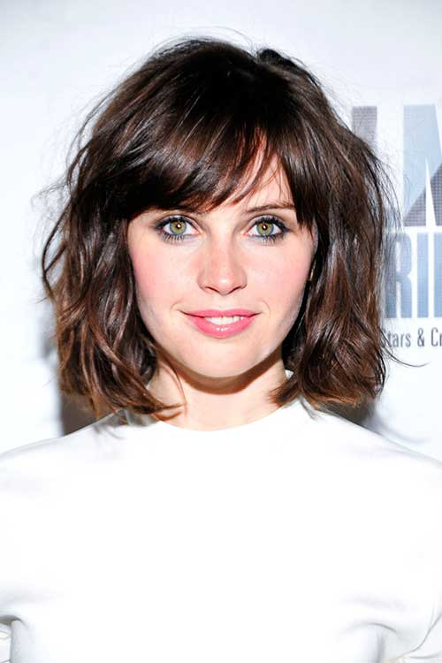 30 Best Wavy Short Hair Short Hairstyles 2016 2017