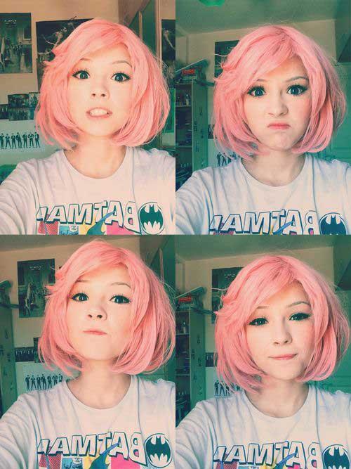 Cute Short Hair-29