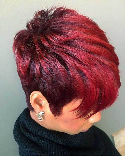 Short Hair Hairstyles-6