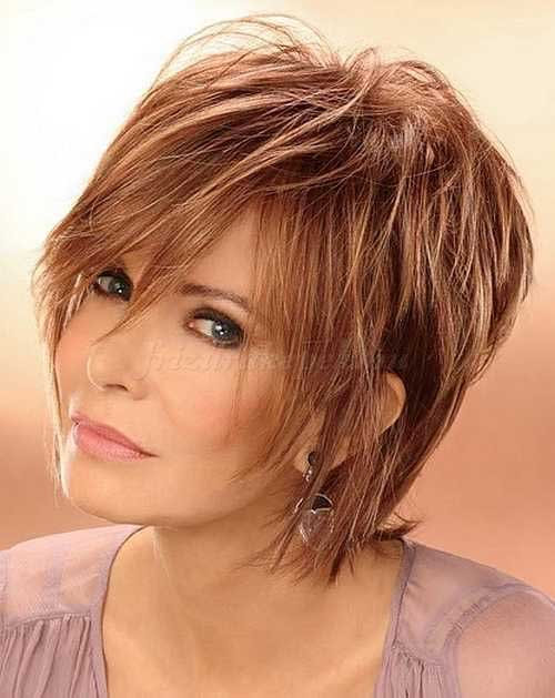 Short Shag Haircuts-6