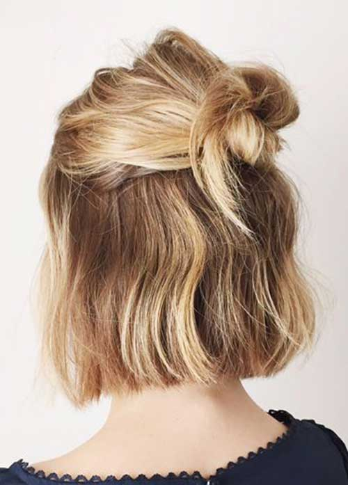 Short Summer Haircuts For Ladies 39