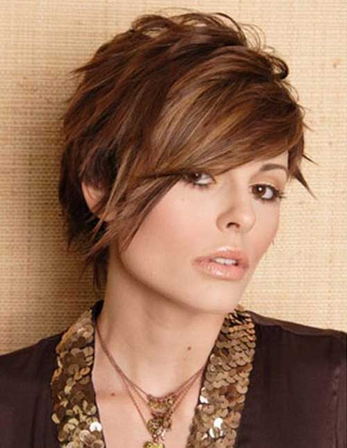 Funky Short Haircuts-6