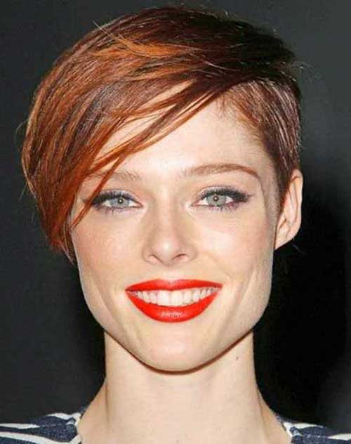 Celebrity Short Hairstyles-7