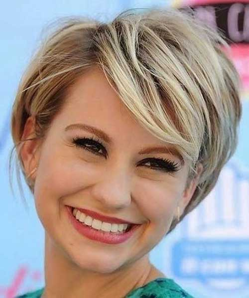 Cute Short Haircuts for Girls-7