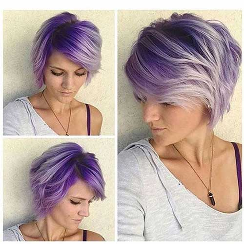 20 Nice Hair Color For Short Hair  Short Hairstyles 2016  2017  Most Popul