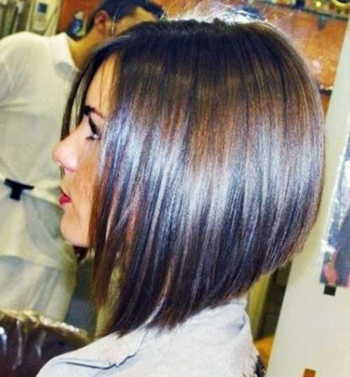 20 Best Angled Bob Hairstyles Short Hairstyles 2016